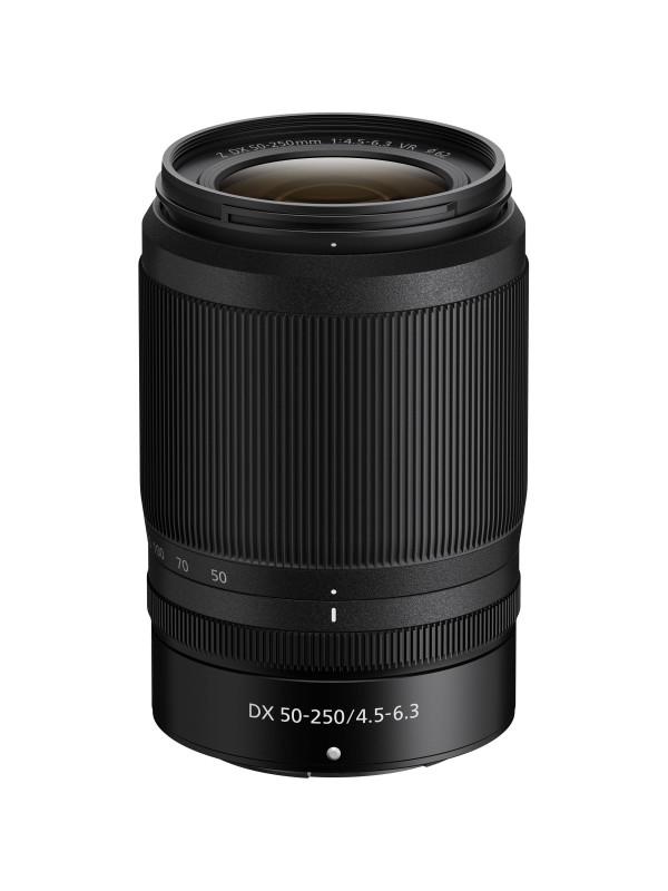 NIKKOR Z DX 50-250mm f/4.5-6.3 VR