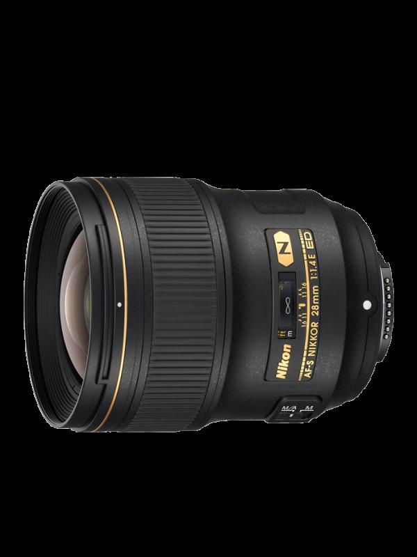 NIKON Obj 28mm f/1.4E ED AF-S