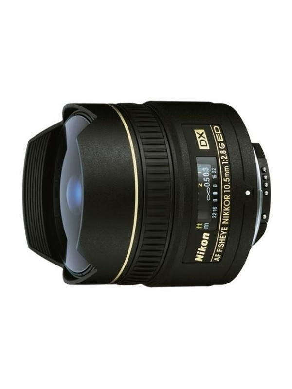 NIKON Obj 10.5mm F2.8G IF-ED AX DX Fisheye