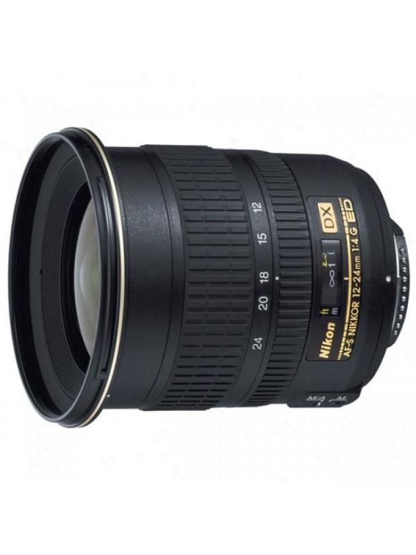 NIKON Obj 12-24mm F4G AF-S DX IF-ED