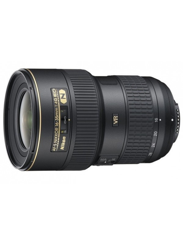 NIKON Obj 16-35mm f/4G ED VR