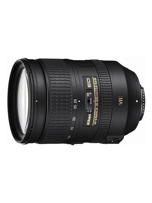 NIKON Obj 28-300mm f3.5-5.6G ED VR