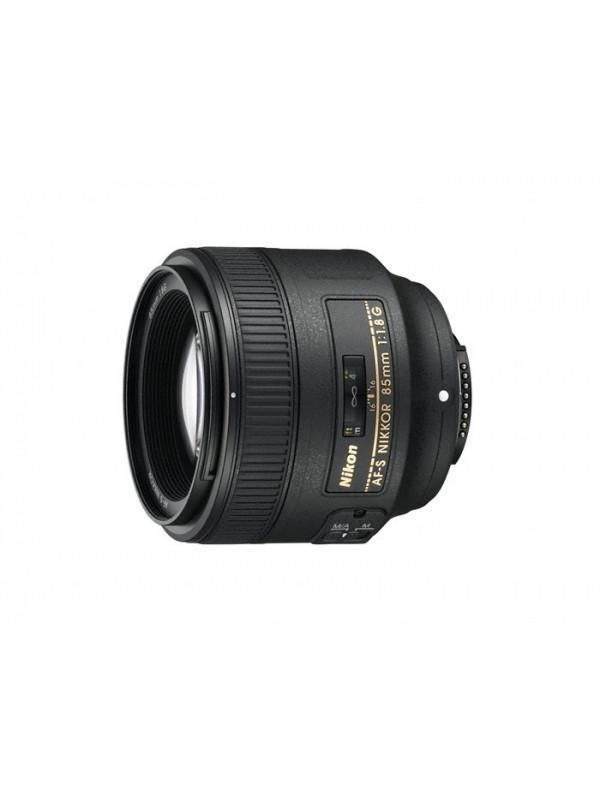 NIKON Obj 85mm f/1.8G  AF-S NIKKOR