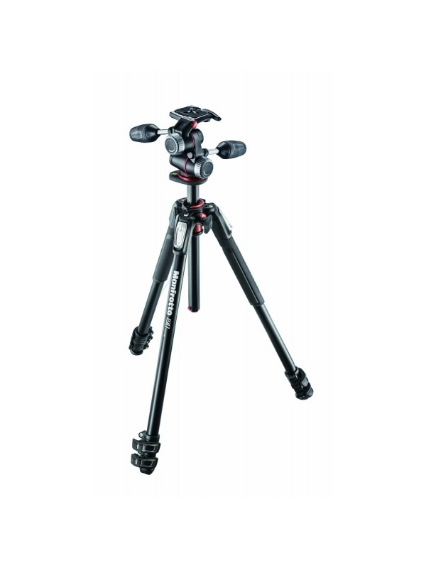 Manfrotto Tripod SET MK190XPRO3-3W