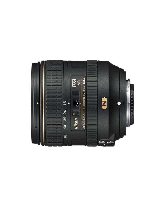NIKON Obj 16-80mm f/2.8-4.0 VR AF-S DX