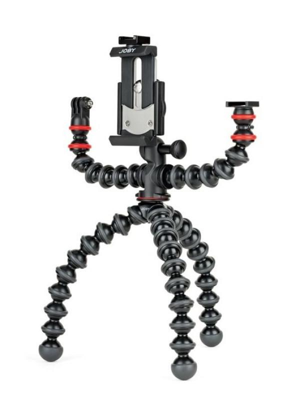 JOBY Stativ GorillaPod Mobile Rig(Black/Charcoal)