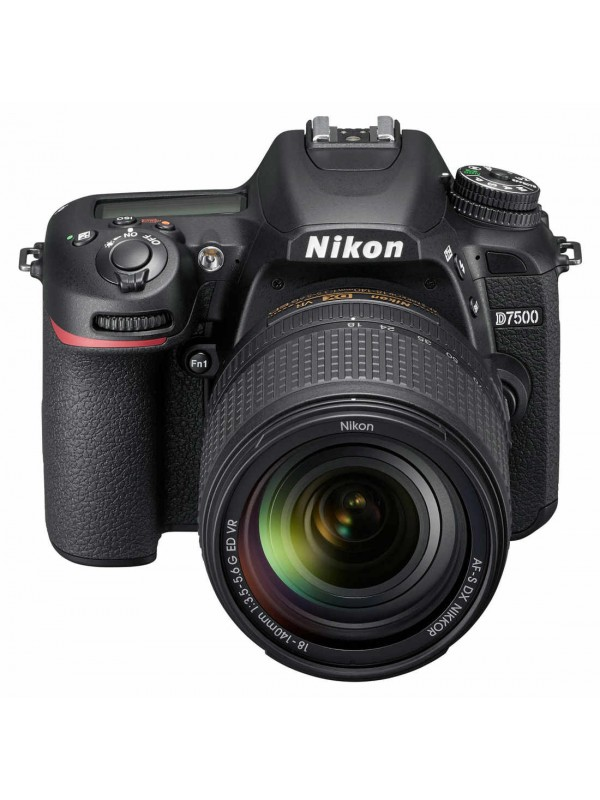 NIKON Dig D7500 SET(Obj 18-140VR AF-S DX)