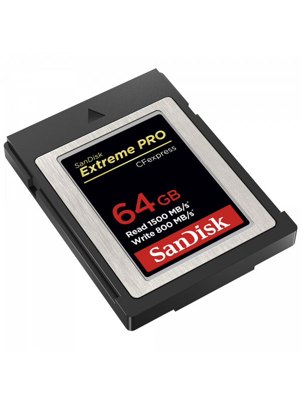 SanDisk 64GB Extreme PRO CFEXPRESS CARD Type B