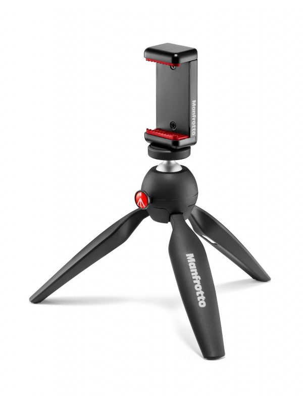 Manfrotto Tripod MKPIXICLAMP-BK Mini clamp