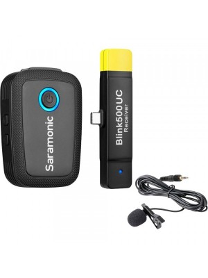 SARAMONIC BLINK 500 B5 BEŽIČNI MIKROFON ZA USB TIP C UREĐAJE