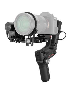 ZHIYUN Weebill S Stabilizator + Focus Kit