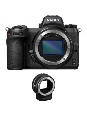 NIKON Z6II + FTZ Adapter Kit