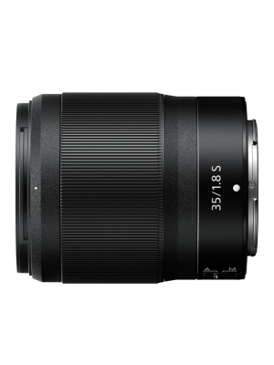 NIKON Obj Z 35mm f1.8 S