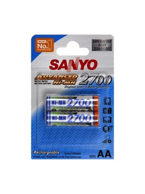 Sanyo Ni-Mh bat. HR-3U-2BP (2700 mah)