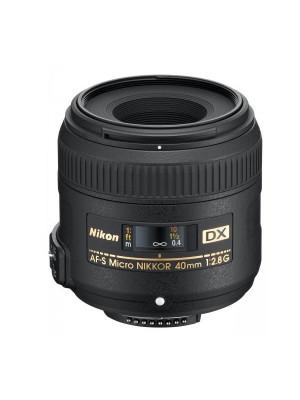 NIKON Obj 40mm F2.8G ED AF-S Micro
