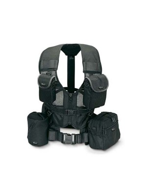 Lowepro S&F Vest Harness tregeri