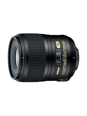 NIKON Obj 60mm f/2.8G ED AF-S+ poklon filter 62mm L1BC