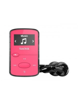 SanDisk MP3 Clip Jam 8GB pink
