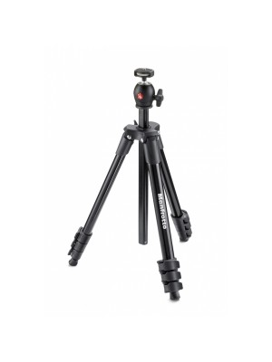 Manfrotto Tripod MKCOMPACTLT-BK COMPACT LIGHT BLACK