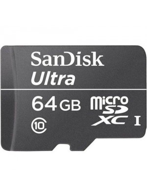 SanDisk SD 64GB Micro ultra 30mb/s class 10 UHS