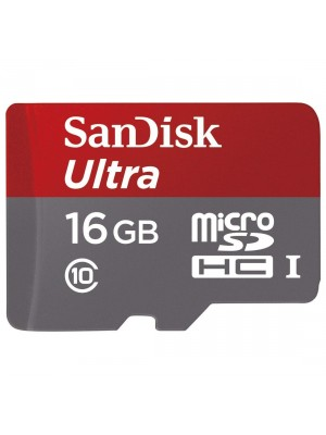 SanDisk SD 16GB micro ultra class 10 android 48mb/s