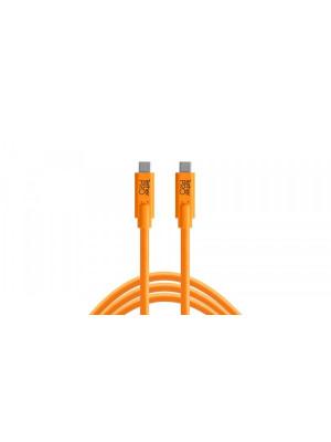 TETHER TOOLS TETHERPRO USB-C TO USB-C CUC15ORG