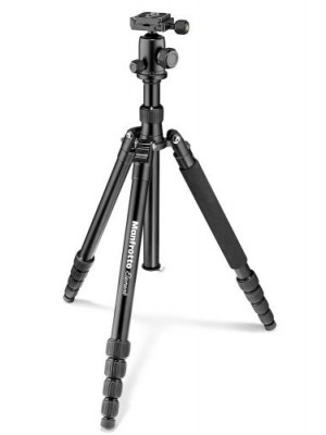 Manfrotto Tripod MKELEB5BL-BH  Element Traveller Big Black