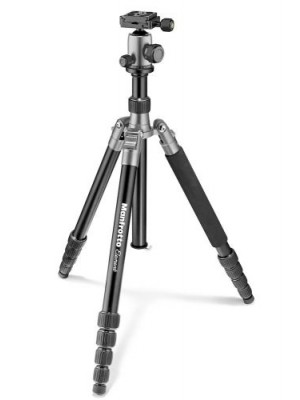 Manfrotto Tripod MKELEB5GY-BH  Element Traveller Big Grey