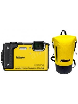 NIKON Dig W300 f.a. Zuti Holiday set
