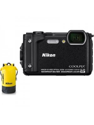 NIKON Dig W300 f.a. Crni Holiday SET