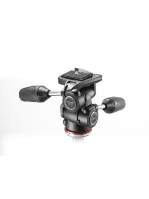 Manfrotto Glava MH804-3W ADAPTO 3 WAY HEAD RC2