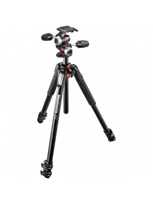 Manfrotto Tripod SET MK055XPRO3-3W Alu 3-S Kit 3W Head