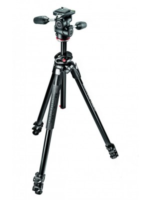 MANFROTTO TRIPOD SET MK290DUA3-3W DUAL SET 3WAY HEAD