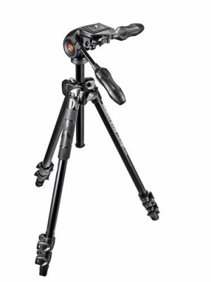 Manfrotto Tripod SET MK290LTA3-3W LIGHT KIT 3 WAY