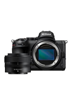 Nikon Z5+ NIKKOR Z 24-50mm f/4-6.3