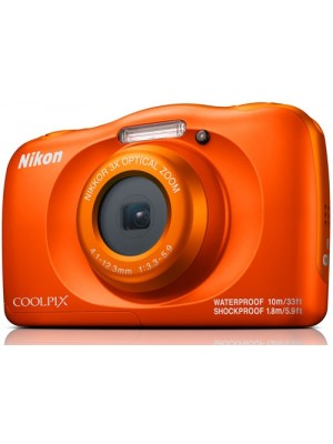 NIKON Dig W150 f.a. Orange SET( sa rancem)