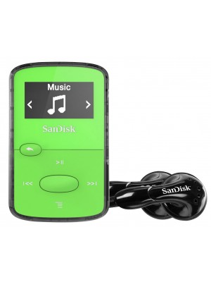 SanDisk MP3 Clip Jam 8GB zeleni