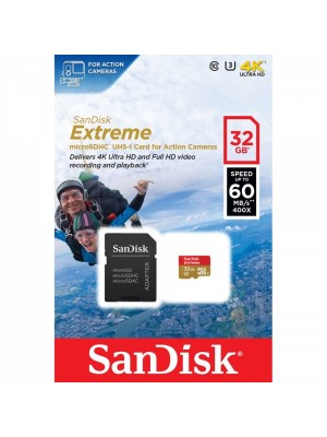 SanDisk SD 32GB micro extreme 60mb/s za action kamere