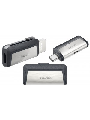 SanDisk Dual Drive USB Ultra 32GB Type C