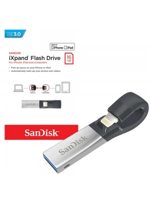 SanDisk USB 16GB iXpand Flash Drive