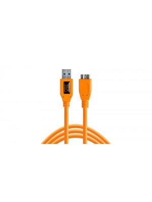 Tether Tools CU5454 Pro USB 3.0 to Micro-B, 15 (4,6m) ORG