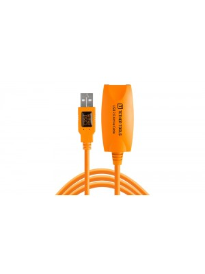 Tether Tools CU1917 Pro USB 2.0 to USB Female Active Extension 16