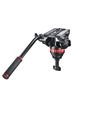 Manfrotto Video Glava MVH502A PRO VIDEO HEAD 75MM -M SIZE