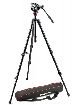 Manfrotto Video SET MVH500AH,755XBK 500MDEVE ALU VIDEO SYSTEM