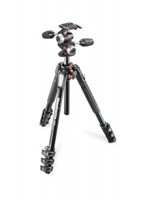 Manfrotto Tripod SET MK190XPRO4-3W