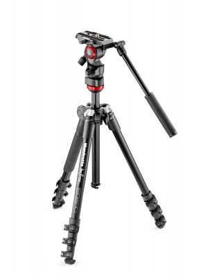 Manfrotto Video SET MVKBFR-LIVE Befree kit w Befree Live head