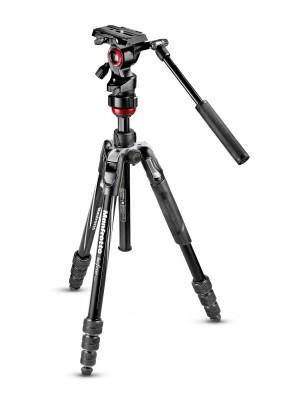 Manfrotto Video SET MVKBFRT-LIVE Befree Live TWT BLK KIT 2W